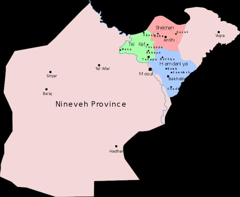 Shingal Irak Karte.Home European Syriac Union